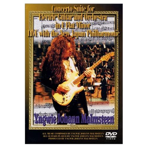 Yngwie Johann Malmsteen - Concerto Suite for Electric Guitar and Orchestra in E Flat Minor [2002, Neo-classic metal, Neo-classic, Orchestra, DVD5]