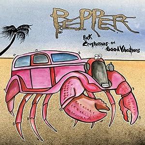 Pink Crustaceans