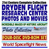 img - for 21st Century Complete Collection of NASA Dryden Flight Research Center Photos and Movies: Incredible Images of Historic Aircraft, X-Planes, Spacecraft, Lifting Bodies (Four-Disc DVD-ROM Set) book / textbook / text book