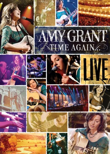 Time Again: Amy Grant Live All Access [DVD] [Region 1] [US Import] [NTSC]