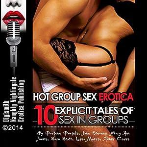 Hot Group Sex Erotica Audiobook