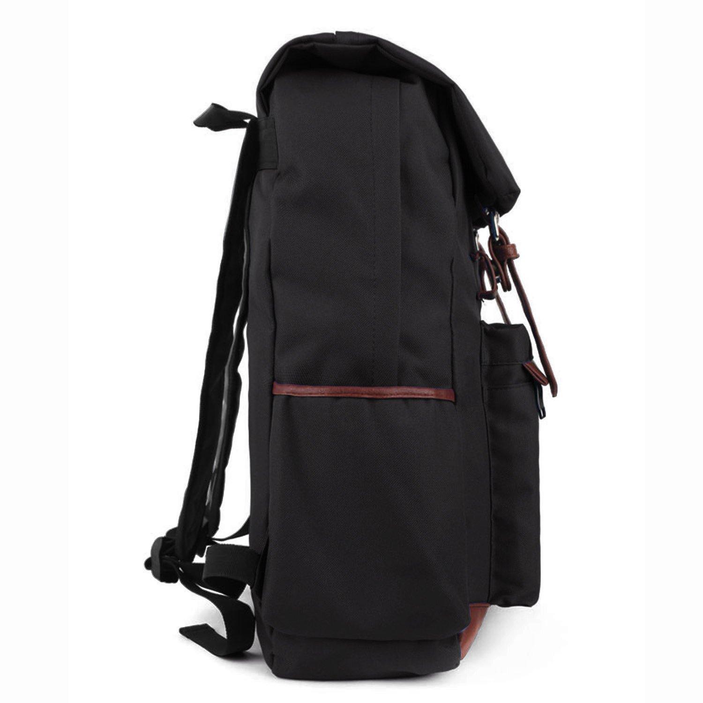 ecocity casual bookbags school backpacks mens bp0022b1n