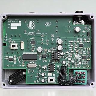 JHS Pedals Emperor SCH-1を発展させたアナログコーラス/ヴィブラート ジェイエイチエスペダルズ エンペラー 国内正規品