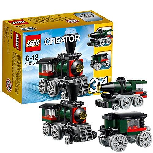 Lego Creator 31015 - Lokomotive