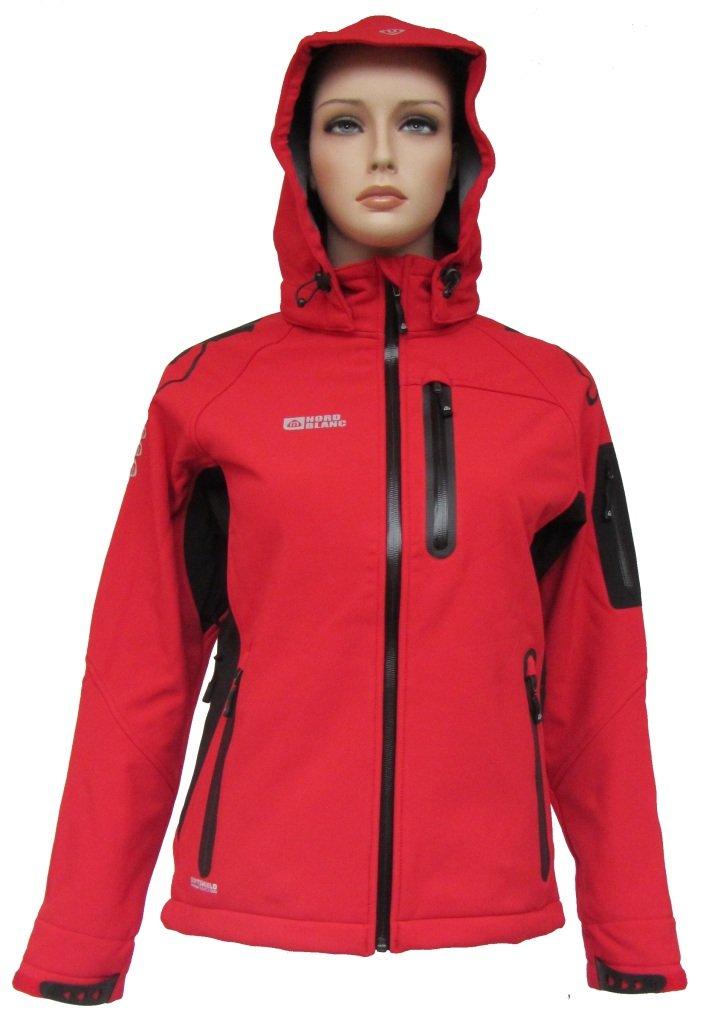 NordBlanc Damen Performance Softshell Ski Jacke SANNY rot 36-48 jetzt kaufen