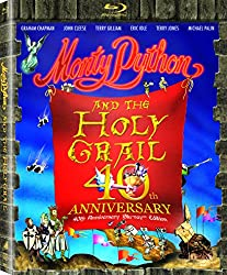 Monty Python and the Holy Grail 40th Anniversary Edition [Blu-ray]