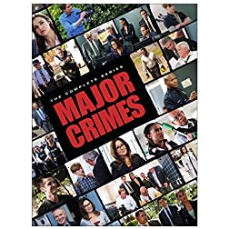 Major Crimes:Complete Series