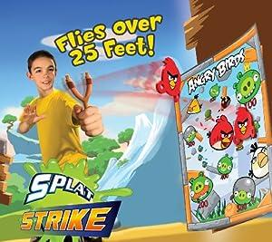 Angry Birds Splat Strike Game