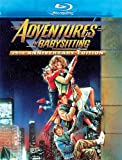 Cover art for  Adventures in Babysitting (25th Anniversary Edition) [Blu-ray]