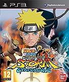 Naruto Shippuden : ultimate Ninja storm generations + Booster (paquet de 8 cartes Naruto)