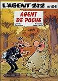 """Afficher """"L'Agent 212 n° 24 Agent de poche"""""""