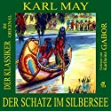Der Schatz im Silbersee Audiobook by Karl May Narrated by Karlheinz Gabor