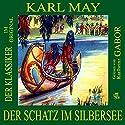 Der Schatz im Silbersee Audiobook by Karl May Narrated by Karlheinz Gabor