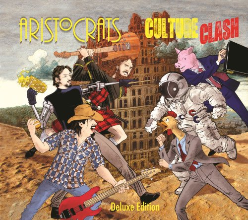 Album Art for Aristocrats | Culture Clash by Aristocrats
