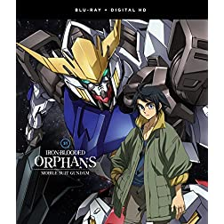 Mobile Suit Gundam: Iron-Blooded Orphans Season One [Blu-ray]