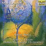 echange, troc Liszt, Litton, Watts, Dallas So - Piano Concerto 1 & 2