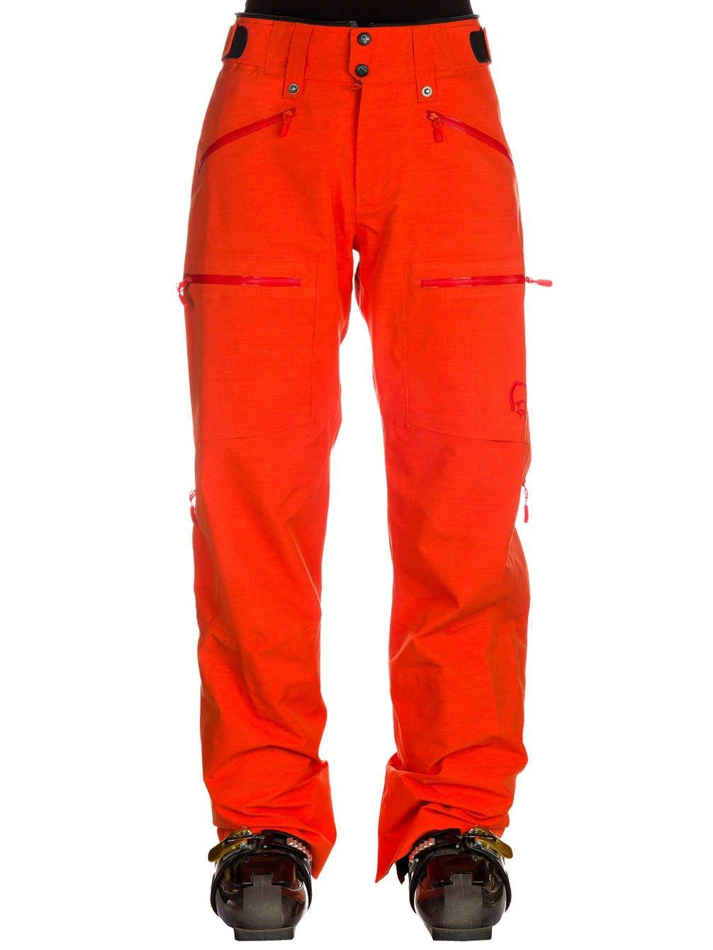 Damen Snowboard Hose Norrona Roldal Gore Tex Pants