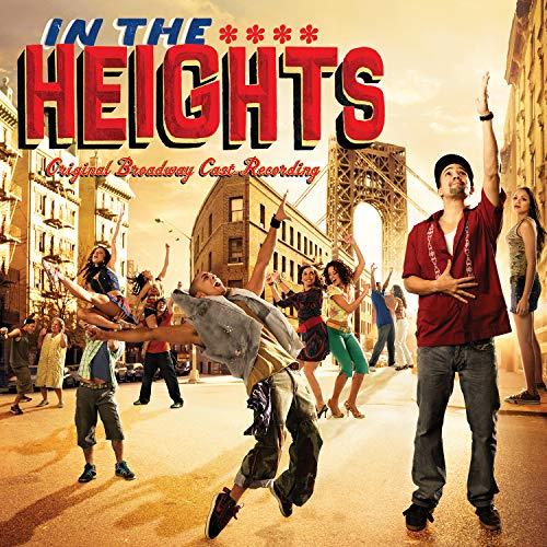 Vinilo : LIN-MANUEL MIRANDA - In The Heights (original Broadway Cast Recording)