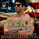 True Navy Blue (       UNABRIDGED) by Sharon Hamilton Narrated by J.D. Hart