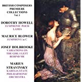 British Composers Premiere Collections Vol.1