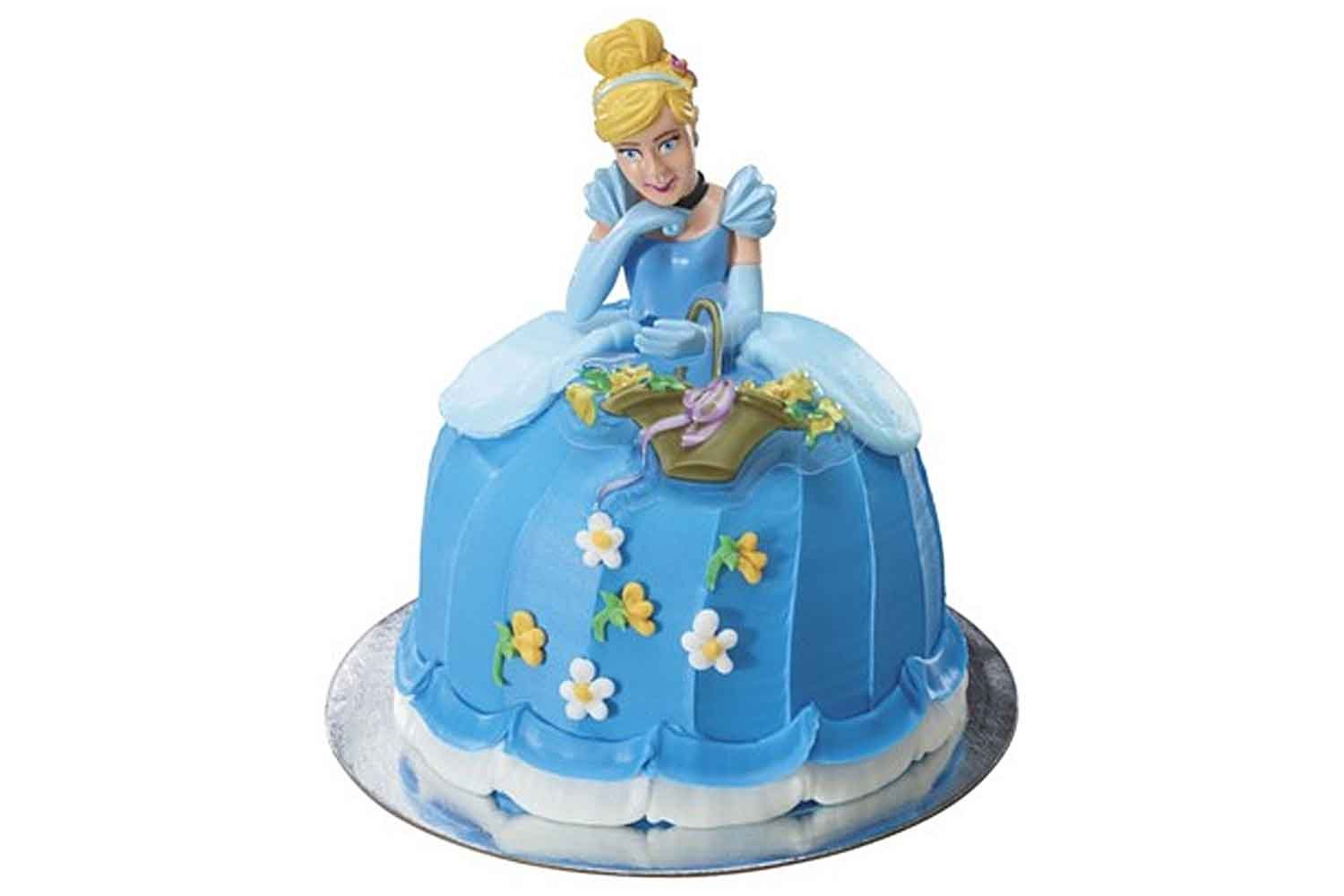 Cake Topper Disney Princess : Disney Princess Cake Decorations Birthday Girls Wikii