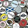 CMC Golf Ball Marker Assortment (Pack of 50)