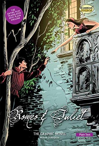 Romeo & Juliet The Graphic Novel – Plain Text