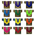 Ibestbuysell Dashiki Short Sleeve Shirt