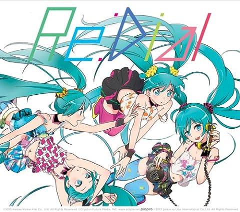 「Re:Dial」期間限定盤 CD+DVD