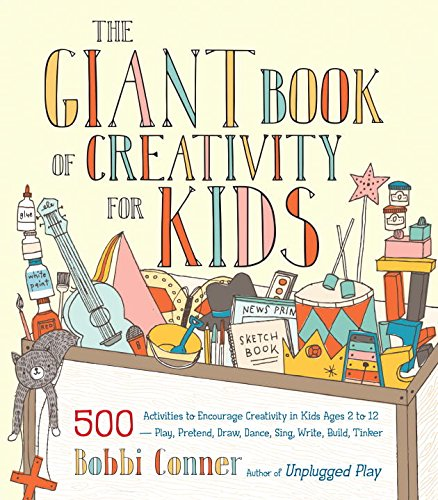 Giant Book Of Creativity