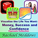 Visualize the Life You Want: Money, Success, & Confidence Hypnosis Collection  by Rachael Meddows Narrated by Rachael Meddows