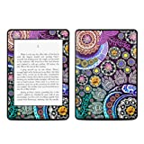 Mehndi Garden Design Protective Decal Skin Sticker for Amazon Kindle Paperwhite eBook Reader (2-point Multi-touch)