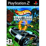 Hot Wheels Stunt Track Challenge (PS2)by THQ