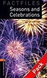 Seasons and Celebrations (Oxford Bookworms Library)CD Pack