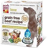 The Honest Kitchen Love: Grain Free Beef Dog Food, 10 lb