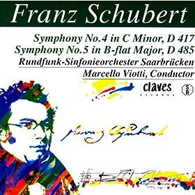 Franz Schubert: The Complete Symphonic works, Vol. III