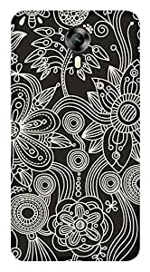 WOW Printed Designer Mobile Case Back Cover For Micromax Canvas Xpress 2 E313