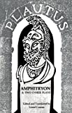 Amphitryon and Two Other Plays (0393006018) by Casson, Lionel
