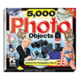 COSMI 5,000 Photo Objects (Windows)