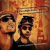 Anklicken zum Vergrößeren: Patenbrigade: Wolff - Baustoff (Popmusik für Rohrleger) (Audio CD)