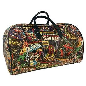 Marvel Comic Black Weekend Bag (Vintage Print)
