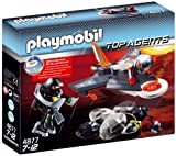 Playmobil 4877 Secret Agent Detection Jet