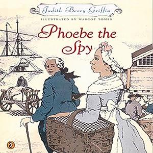 Phoebe the Spy Audiobook