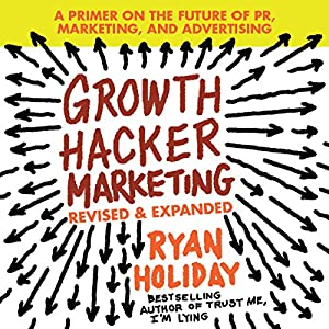 Growth Hacker Marketing | Livre audio