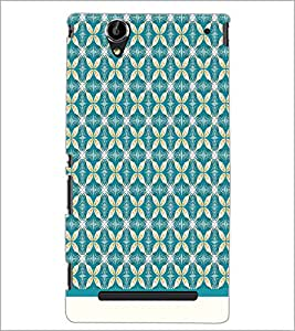 PrintDhaba Pattern D-1003 Back Case Cover for SONY XPERIA T2 ULTRA (Multi-Coloured)