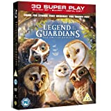 Legend of the Guardians (Blu-ray 3D) [Region Free]by Emilie de Ravin