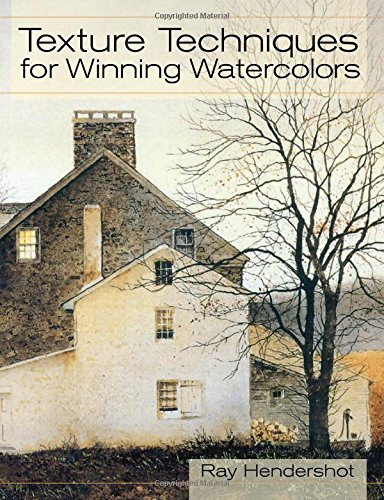 Texture Techniques for Winning Watercolors