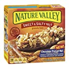 Nature Valley Granola Bars Sweet & Salty Nut Chocolate Pretzel Nut , 7.4 OZ (Pack of 12) Reviews