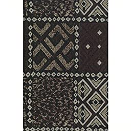 Blazing Needles Tapestry Full Size Futon Cover in Congo - 8\