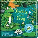 Freddy the Frog Bath Book (Axel Scheffler's Noisy Bath Books)by Axel Scheffler